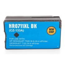 Alternativ zu HP / CZ133A / 711 / Tinte Black