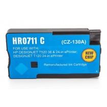 Alternativ zu HP CZ130A / 711 Tinte Cyan
