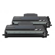 Alternativ zu Ricoh 406837 / TYPE1200E Toner Black Doppelpack