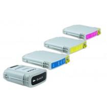 Alternativ zu HP Nr 88 XL Tinten Spar-Set (BK,C,M,Y) 4 Stück
