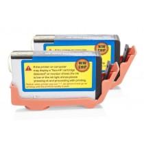 Alternativ zu HP CN684EE / Nr 364 XL Tinte Black (2 Stück mit Chip)