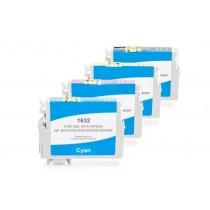 Alternativ zu Epson C13T16364010 / T1636 Tinten Multipack (C,M,Y,K)