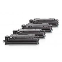 Alternativ zu HP CE505X / 05X Toner Schwarz Spar-Set (4 Stück)