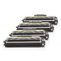 Alternativ zu Brother TN-2220 Toner Schwarz XXL Spar-Set (4 Stück)