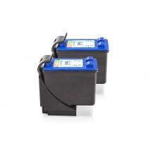 Alternativ zu HP Nr 22 / C9352CE Tinte Farbe (Doppel Pack) XXL