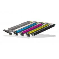 Rebuilt zu Samsung CLP-320 / CLT-P4072C Toner Spar-Set (BK,C,M,Y) 4 Stück