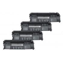 Alternativ zu HP Q5949A Toner Black Spar Set (4 Stück)