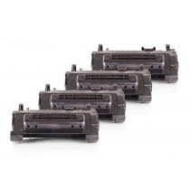 Alternativ zu HP CE390A Toner Black Spar Set (4 Stück)