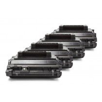 Alternativ zu HP CC364A Toner Black Spar Set (4 Stück)