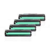 Alternativ zu Samsung CLT-504S / CLP-415 Toner Spar-Set (BK,C,M,Y) 4 Stk.