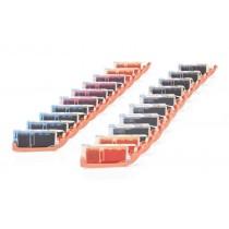 Alternativ zu Canon / CLI-551 XL Tinten Spar-Set (je 4x BK,PBK,C,M,Y) 20 Stück