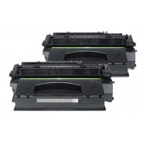Alternativ zu Canon 2617B002 / 720 Toner Black Doppel-Pack