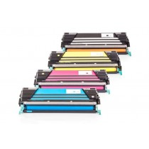 Alternativ zu Lexmark C530 Toner Spar Set XXL