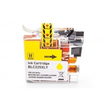 Alternativ zu Brother LC-225 Tinte XL Yellow