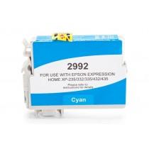 Alternativ zu Epson C13T29924010 / C13T29914012 / 29 XL Tinte Cyan