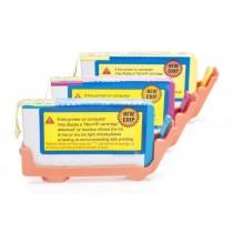 Alternativ zu HP CH082EE / Nr. 364 XL Tinte Spar-Set Cyan, Magenta, Gelb (mit Chip)