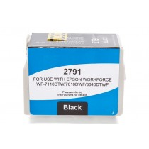 Alternativ zu Epson C13T27914010 / C13T27914012 / 27 XXL Tinte Black
