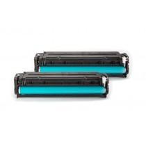 Alternativ zu HP CF 210 XD / 131X Toner Doppelpack Schwarz