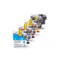 Alternativ zu Brother LC-229 XL VALBP Tinten Multipack CMYK