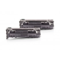 Alternativ zu HP Q7551XD / 51X Toner Black Doppelpack